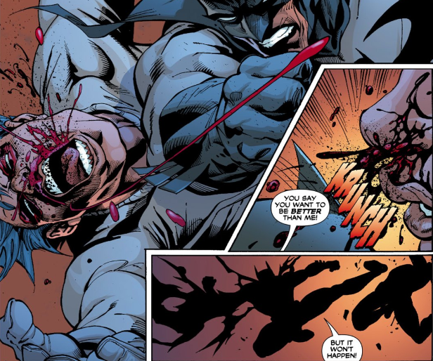 batman vs red hood - photo #26