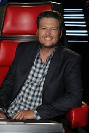 Coach Blake Shelton on 'The Voice,' May 13, 2013 -- NBC