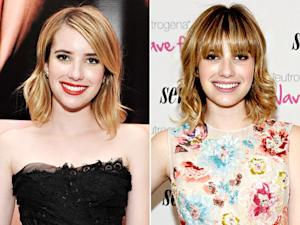 Emma Roberts: I'm Unsure About My New Bangs