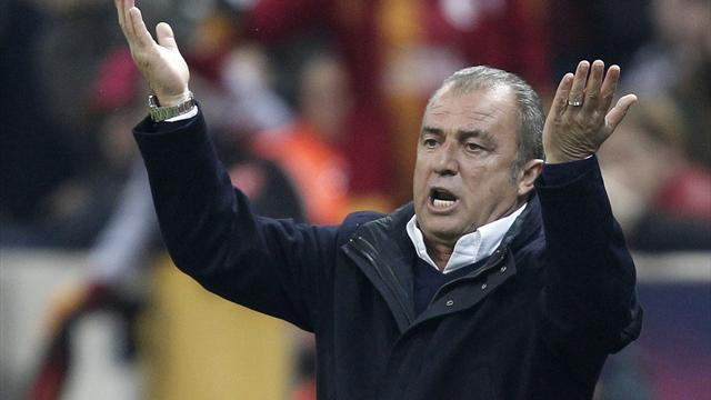 European Football - Terim sacked by Galatasaray, Mancini favourite