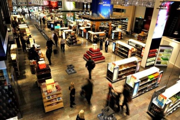 Best Airports For Duty Free Shopping