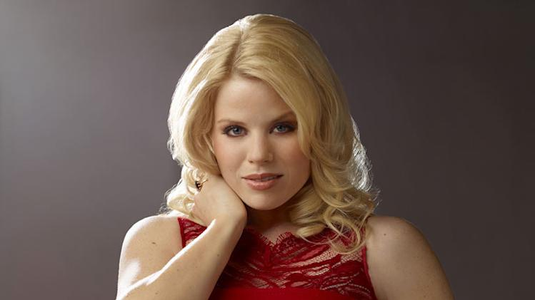 "Megan Hilty stars as Ivy Lynn in ""Smash."""