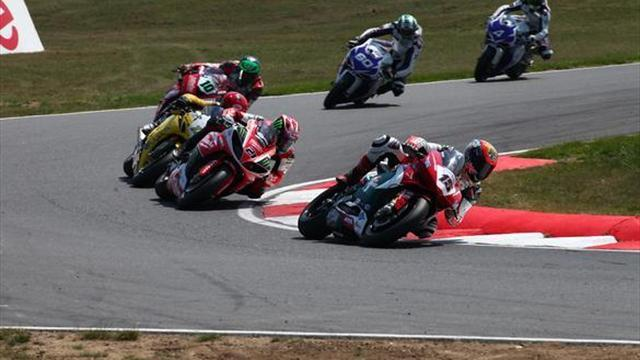 Superbikes - Rapido Sport net brace of BSB top tens with Panigale