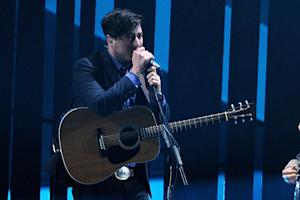 Marcus Mumford: 'We Really Want to Rap'