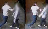 CCTV Released Of Moment Man's Jaw Was Broken