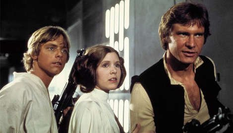 Han, Luke and Leia to begin filming soon?