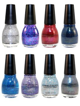 SinfulColors Nail Polish