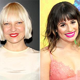 Lea Michele Comforted by Sia After Cory Monteith's Death While Working on Her Album Louder