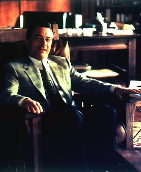 Robert De Niro in Warner Brothers' Analyze This