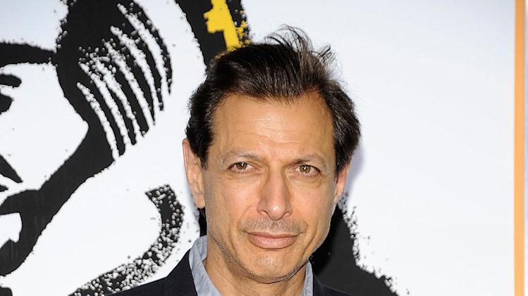 A Serious Man NY Premiere 2009 Jeff Goldblum