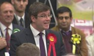 Corby By-Election: Labour Takes Tory Seat