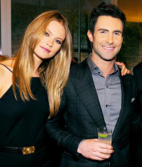 Adam Levine Is Engaged to Behati Prinsloo