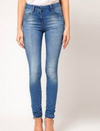 ASOS Supersoft Ultra Skinny Jeans
