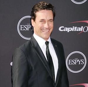 "Jon Hamm to Undergo Throat Surgery to Remove ""Single Polyp"""
