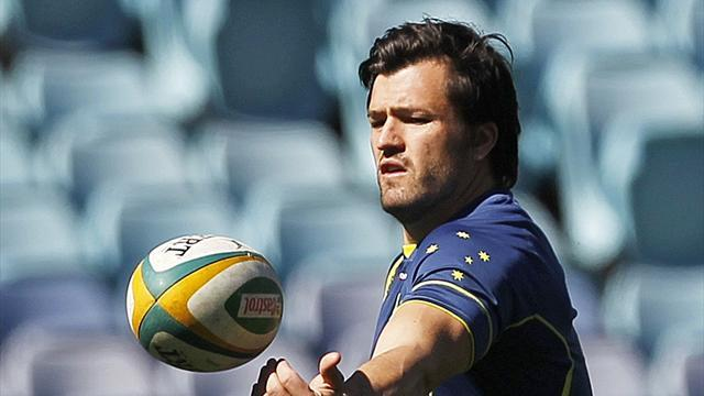 Super Rugby - Ashley-Cooper, Robinson celebrate 100th games with win