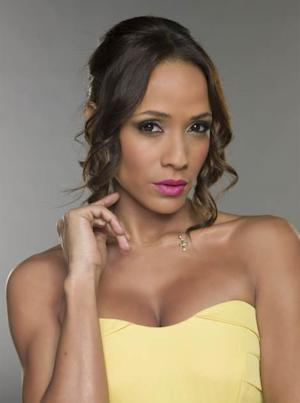 Dania Ramirez from Lifetime's 'Devious Maids' -- Lifetime