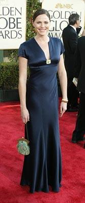 Jorja Fox Golden Globes - 1/25/2004