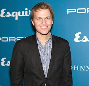 Ronan Farrow Jokes About Mia Farrow, Frank Sinatra, Woody Allen Baby Daddy Story