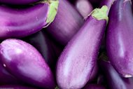 purple eggplant great vegetarian recipe easy fast quick