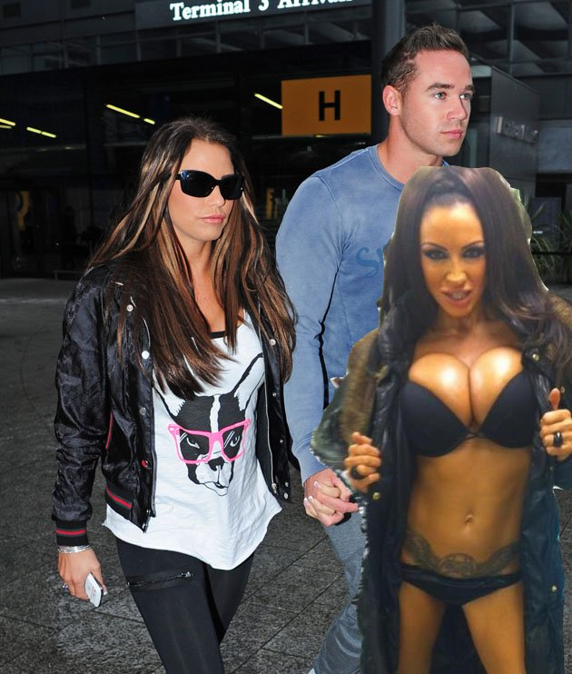 Jodie Marsh has claimed Kieran Hayler was obsessed with her before Katie Price