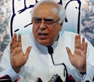 Once Again Politicians Demand Social Media To Be Clamped image kapil sibal