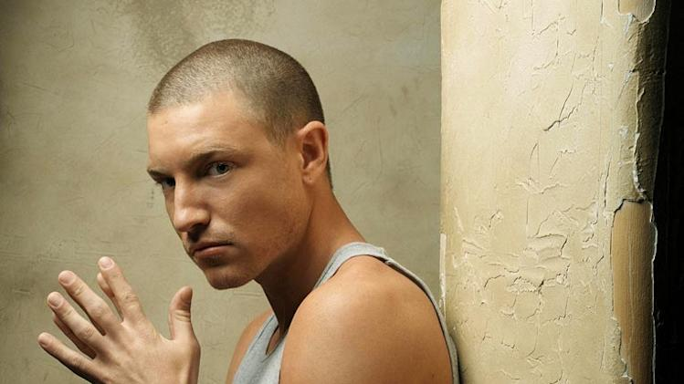 Lane Garrison stars as Tweener in Prison Break on FOX.