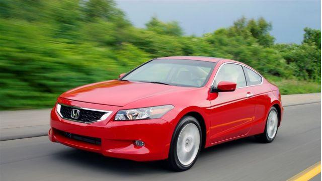 2008 Honda Accord Investigated For Accidental Airbag Deployment