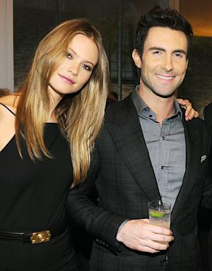 "Behati Prinsloo: Adam Levine Proposed on Bended Knee, Was ""Very Old School"""