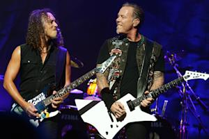 Metallica Shred Through Greatest Hits at the Apollo Theater