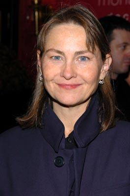 Cherry Jones at the New York premiere of Revolution's Mona Lisa Smile