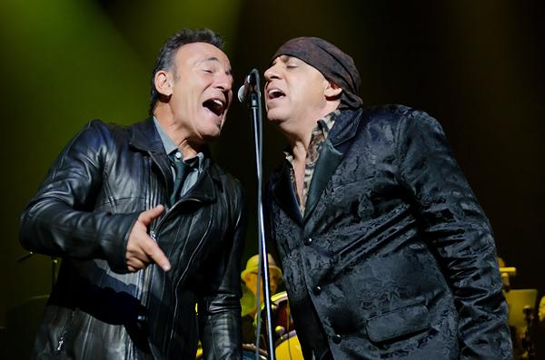 Bruce Springsteen Surprises Steve Van Zandt at Little Kids Rock Concert