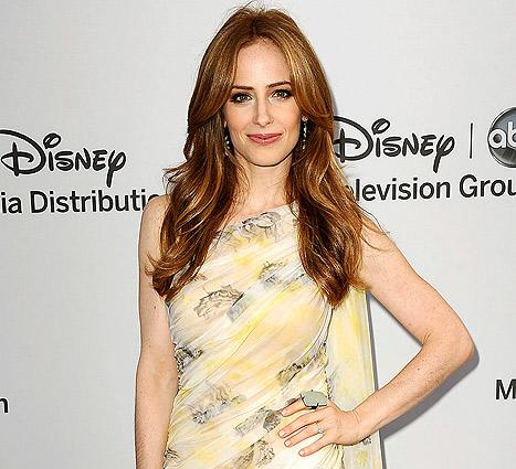 Jaime Ray Newman Is Pregnant With Her First Child!