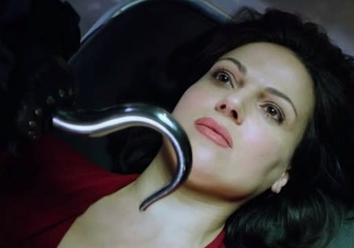 Once Upon a Time Sneak Peek: Will Captain Hook Lend a Hand in Torturing Regina?