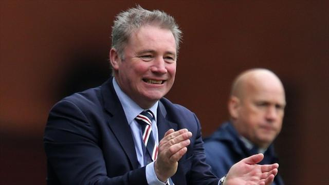Scottish Football - McCoist talks tactics