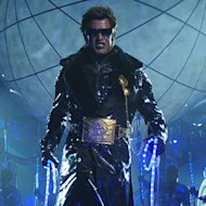Rajinikanth: Best Villain at Vijay awards