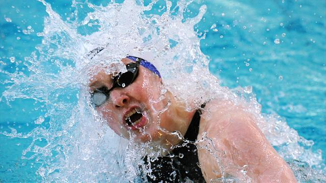 Swimming - Miley backs the young guns after letting title slip