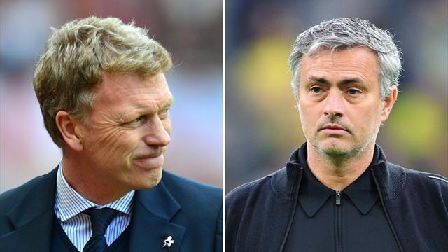 Premier League - Mourinho: Moyes a 'good decision' for Man Utd