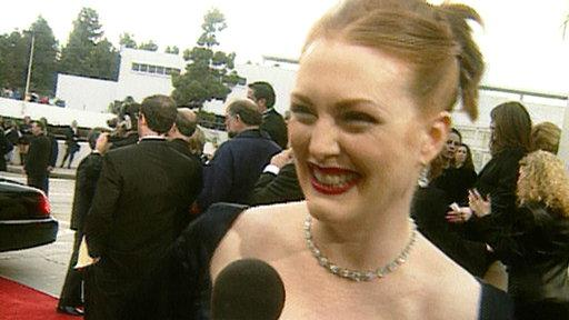 Globes Flashback '98: New Mom Moore Gets a Nom