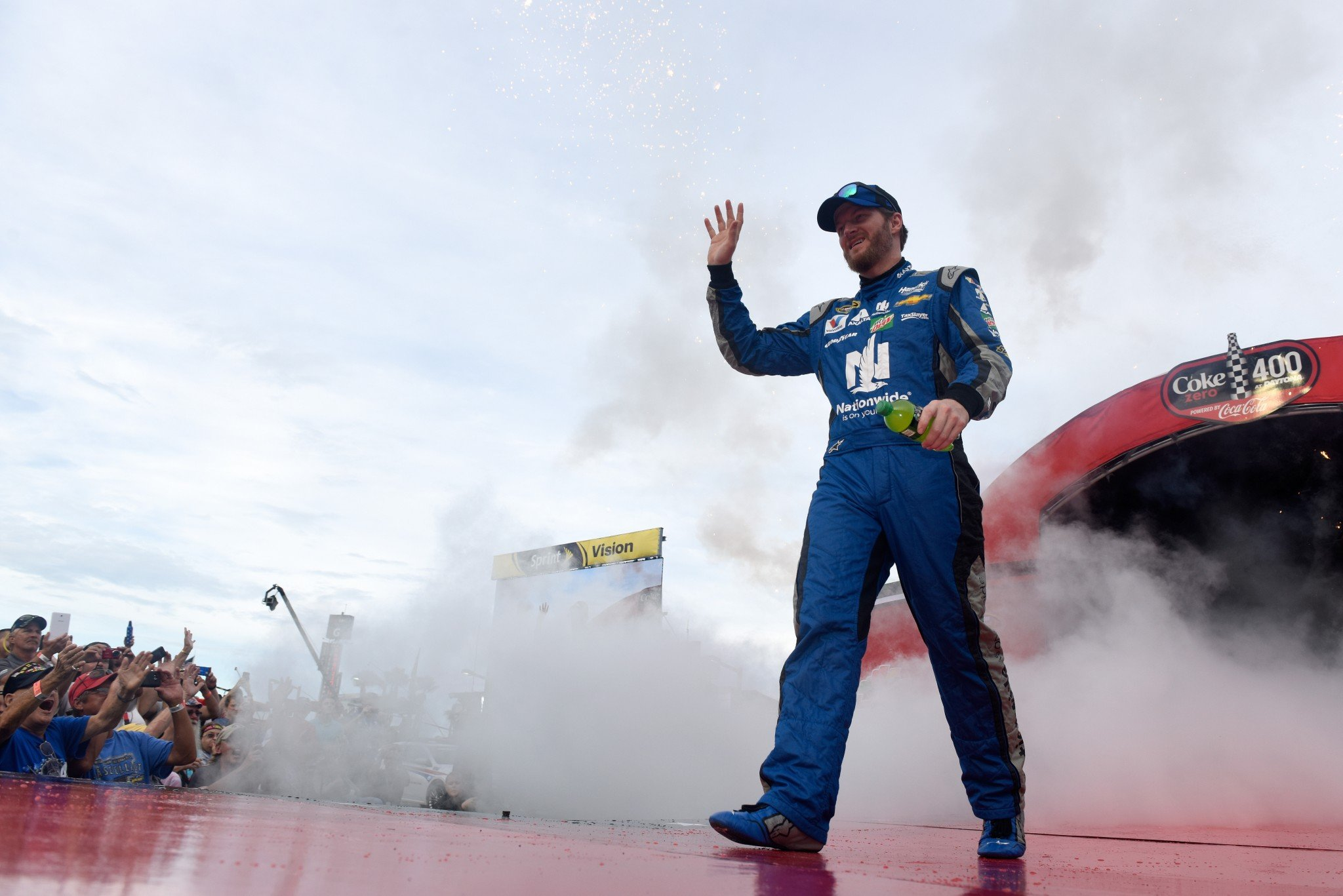Dale Earnhardt Jr. has missed three races in 2016 (Getty Images).