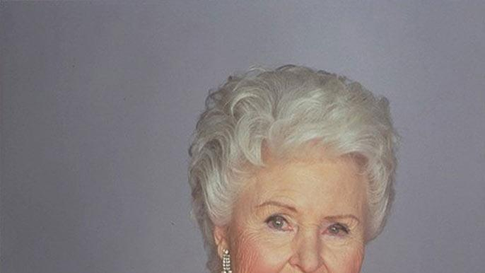"Frances Reid stars as Alice Horton on ""Days of Our Lives."""