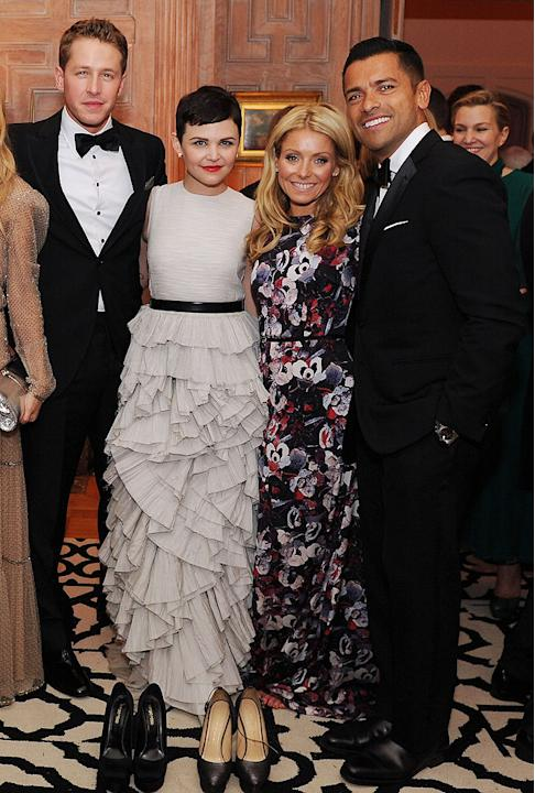 Ginnifer Goodwin, Kelly Ripa