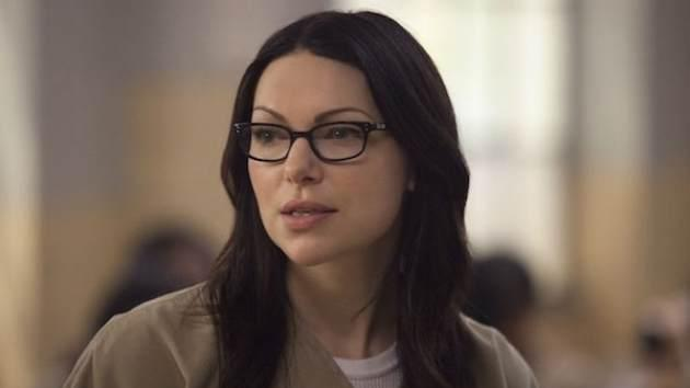 Laura Prepon as Alex Vause on 'Orange Is the New Black' -- Netflix