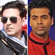Akshay Kumar Takes Digs At Karan Johar?
