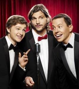 '2.5 Men's Ashton Kutcher, Jon Cryer And Angus T. Jones Set To Return Next Season