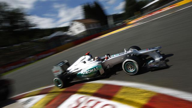 Formula 1 - Mercedes, Toro Rosso reveal 2013 car launch dates
