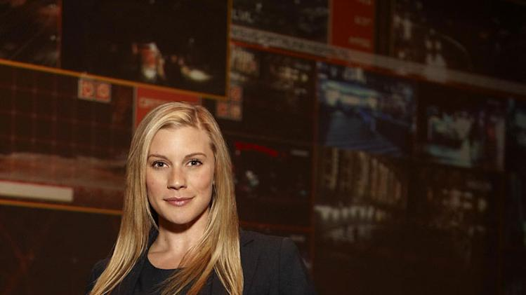 "Katee Sackhoff stars as Dana Walsh in ""24."""
