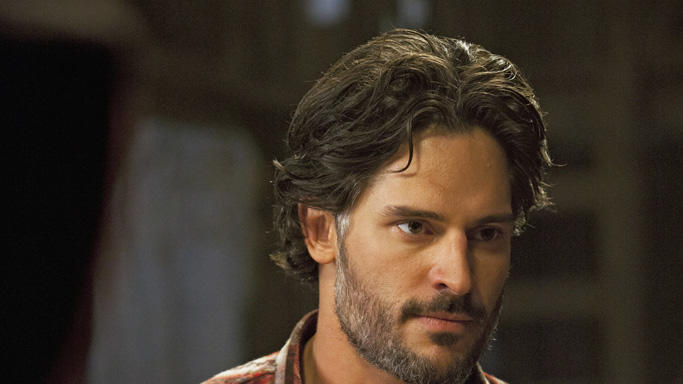 Alcide (Joe Manganiello) on True Blood