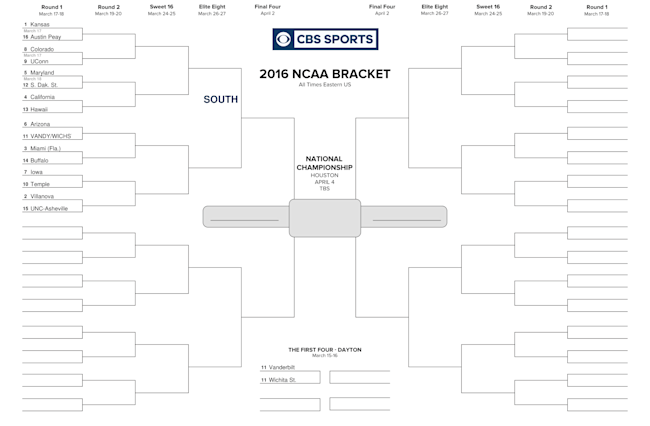 Persnickety image with regard to yahoo printable bracket