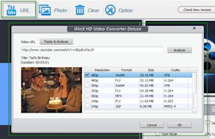 WinX HD Video Converter Deluxe Review: Multi functional HD Video Converter   image download video