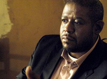 Forest Whitaker FX's The Shield